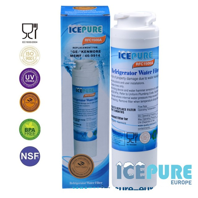 Icepure RWF1500A Waterfilter