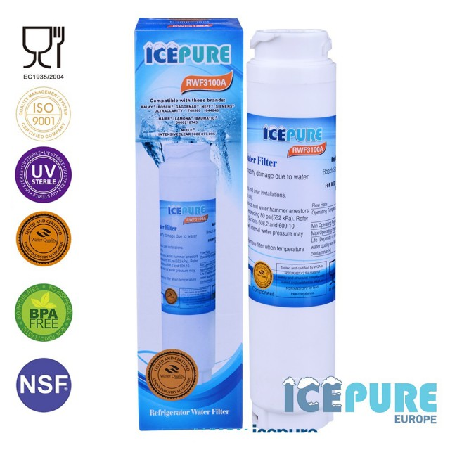 Icepure RWF3100A Waterfilter