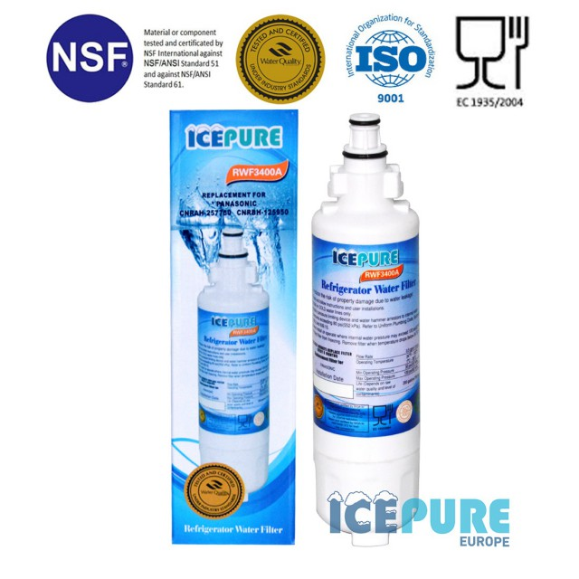 Icepure RWF3400A Waterfilter